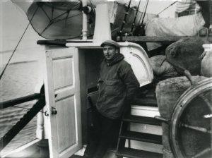 Wegener auf Grönlandexpedition, 1912