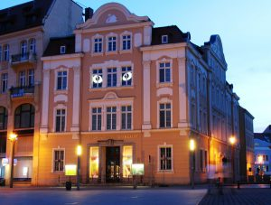 Das Naturkundemuseum am Museumsplatz in Görlitz